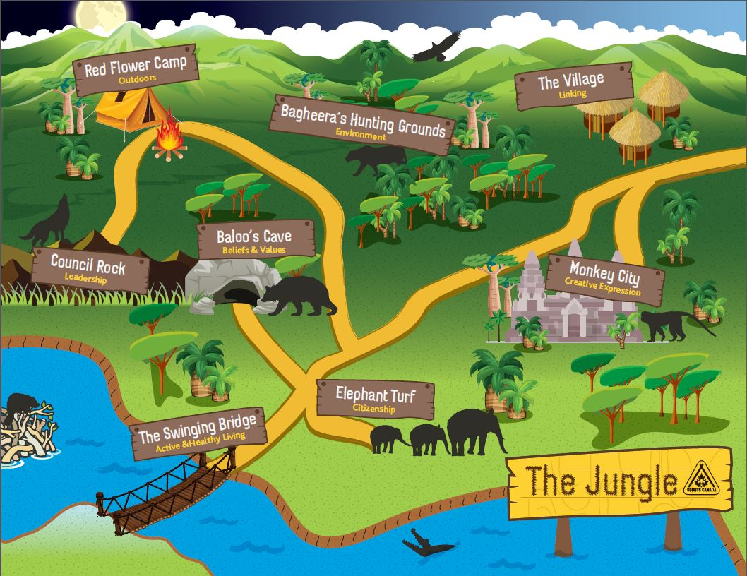A book review of the jungle book